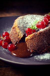Sweet Lava Cake