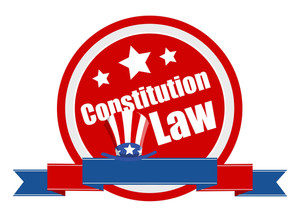 Law  Constitution Day Vector Illustration