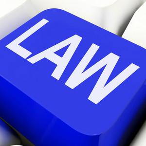 Law Keys Mean Legally Or Statute
