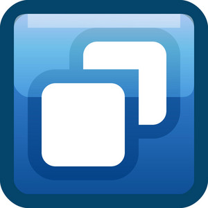 Layers Blue Tiny App Icon
