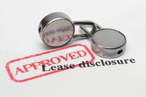 Lease Disclosure