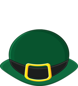 Leprechaun Hat Retro Object