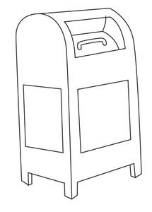 Letterbox Design Art