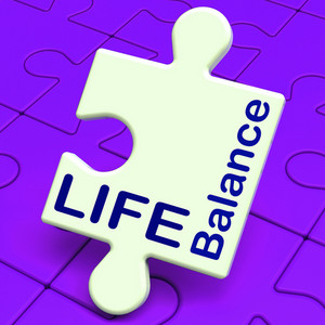 Life Balance Means Family Career And Health