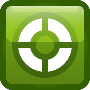 Life Preserver Help Green Tiny App Icon
