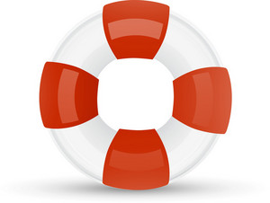 Life Preserver Help Lite Application Icon
