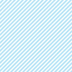 Light Blue And White Striped Pattern