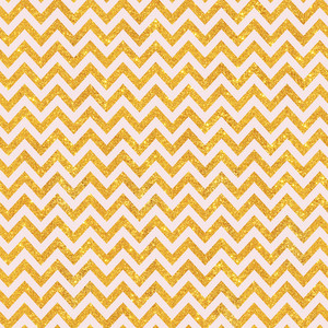 Light Pink And Gold Glitter Chevron Pattern