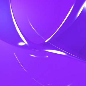 Light Streaks On Purple For Dramatic Background