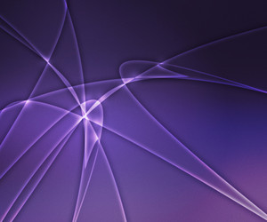 Light Waves Abstract Violet Background