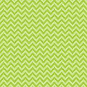 Lime And Light Green Chevron Pattern