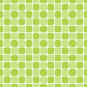 Lime And Light Green Squares Pattern