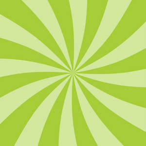 Lime And Light Green Swirl Pattern