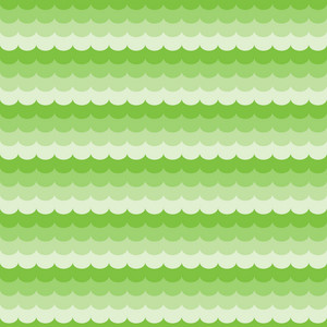 Lime And Light Green Zigzag Pattern