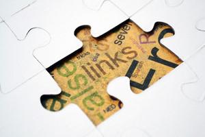 Links Puzzle Concept
