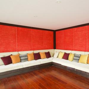Living Room Asian modern Style