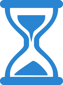 Loading Hourglass Simplicity Icon