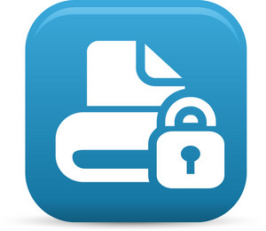 Lock Drive Elements Lite Icon