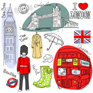 London Doodles-