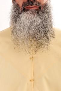 Long beard, facial hair - look as Osama bin Laden