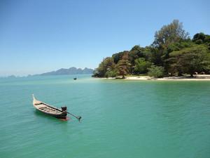 Longtail Boat