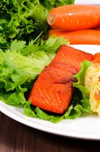 Salmon Time