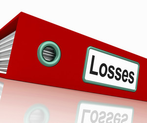 Losses File Contains Accounting Documents And Reports