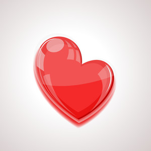 Love Heart Graphic