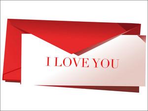 Love Vector Letter