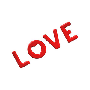 love word with heart isolated on the white royalty free stock image storyblocks storyblocks