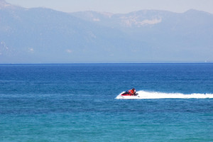 Luxury Jet Ski