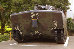 Lvth Military Tank