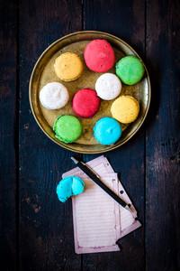 Macaroon Cookies Time