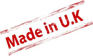 Made In U.k Stamp