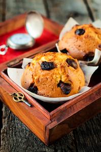 Muffins In Box