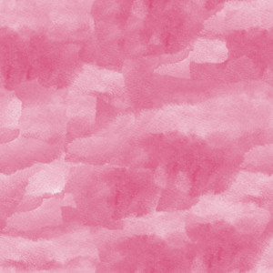 Magenta Watercolor Paint Square