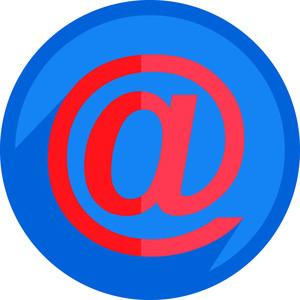 Mail At Symbol