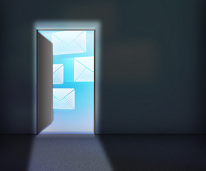 Mail For Open Door Backgroundopen Door Background