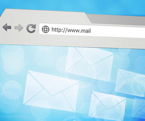 Mail In Web Browser