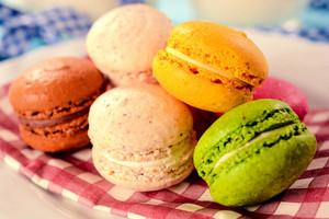 Sweet Colorful Cookies