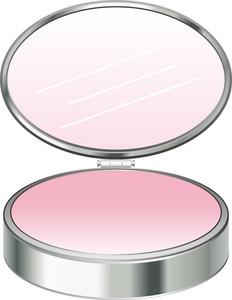 Makeup Box Vector