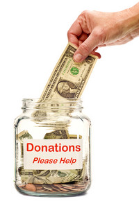 Making A Donation