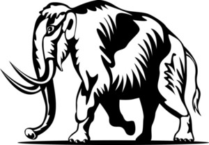 Mammoth Side View