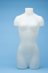 Mannequin still life in studio