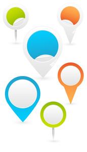 Map Navigator Vectors