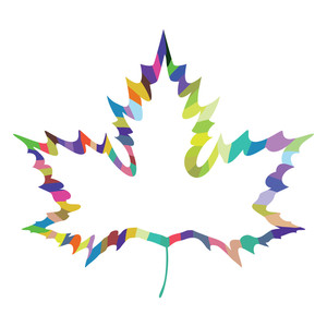 Maple Leaf Design
