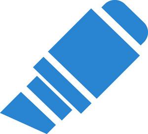 Marker Simplicity Icon