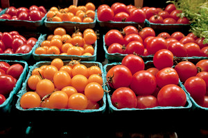 Market Tomato Baskets
