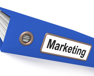 Marketing File Shows Sales And Advertising