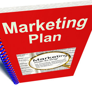 Marketing Plan Book For Promotion Strategy